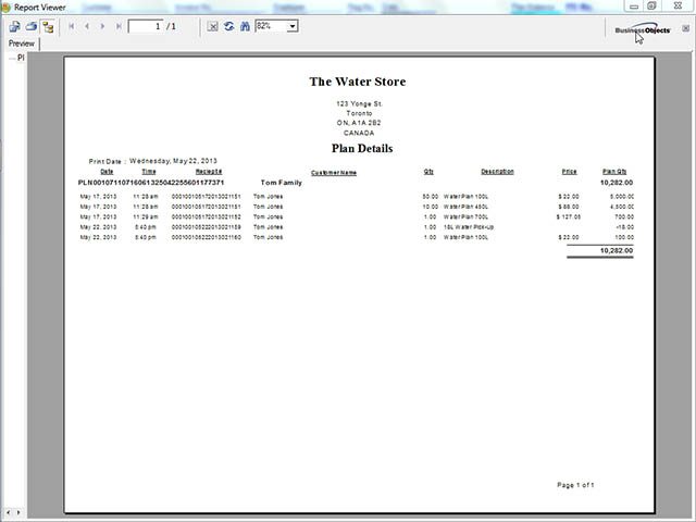 plan-tracking-report-water-store